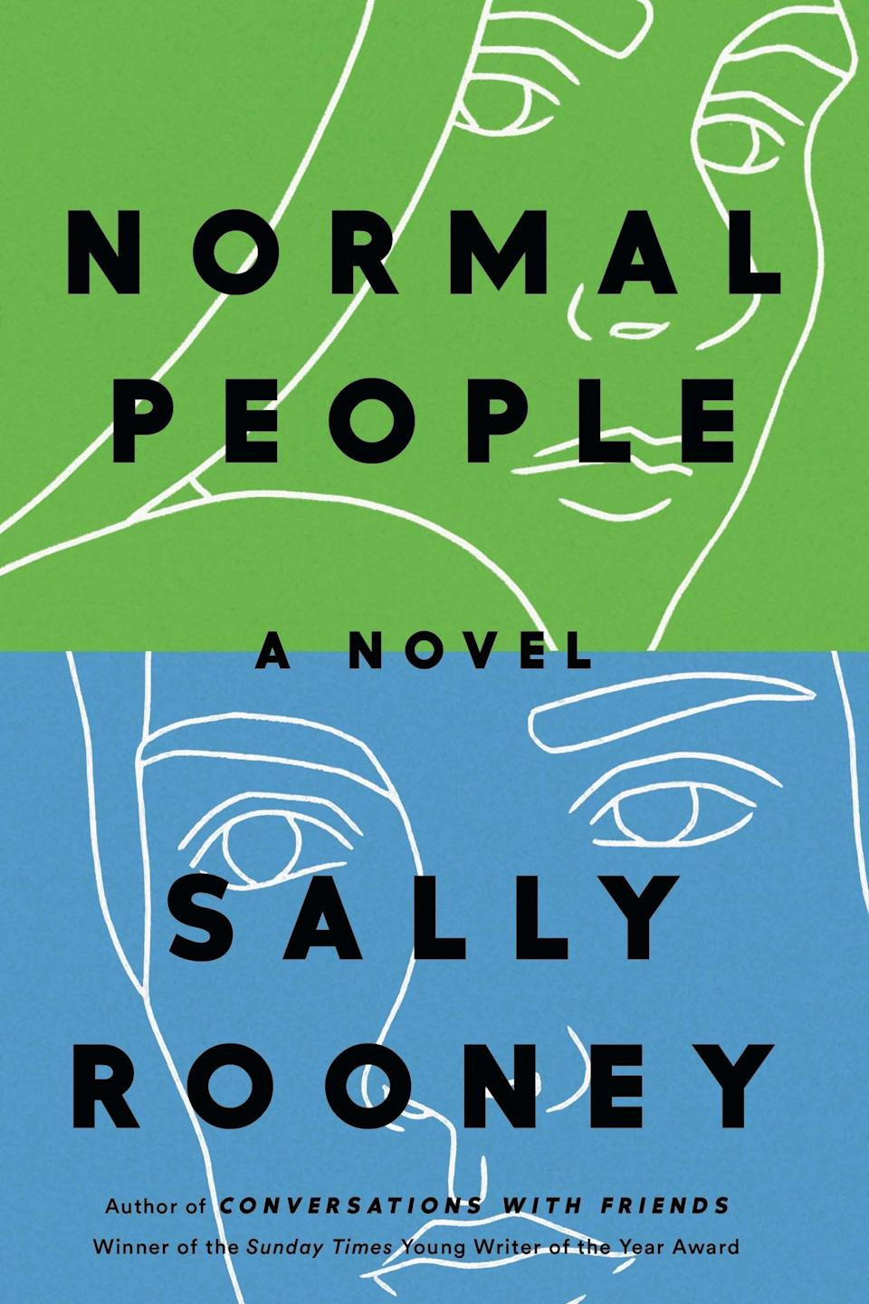 """<em>Normal People</em> author Sally Rooney, 28, has been called the first great <a href=""""https://www.nytimes.com/2018/08/31/world/europe/sally-rooney-ireland.html"""" rel=""""nofollow noopener"""" target=""""_blank"""" data-ylk=""""slk:millennial writer"""" class=""""link rapid-noclick-resp"""">millennial writer</a>. She's amassed an army of cool-girl fans like <em>Sweetbitter</em> author <a href=""""https://www.penguinrandomhouse.com/books/592625/normal-people-by-sally-rooney/9781984822178/"""" rel=""""nofollow noopener"""" target=""""_blank"""" data-ylk=""""slk:Stephanie Danler"""" class=""""link rapid-noclick-resp"""">Stephanie Danler</a> and model <a href=""""https://twitter.com/emrata/status/1115668120688046080"""" rel=""""nofollow noopener"""" target=""""_blank"""" data-ylk=""""slk:Emily Ratajkowski"""" class=""""link rapid-noclick-resp"""">Emily Ratajkowski</a>. And <a href=""""https://www.npr.org/2019/04/09/711377704/personal-demons-and-class-differences-complicate-love-in-normal-people"""" rel=""""nofollow noopener"""" target=""""_blank"""" data-ylk=""""slk:the critics"""" class=""""link rapid-noclick-resp"""">the critics</a> adore her. <em>Normal People</em> lives up to the praise. The book centers on classmates Marianne and Connell, who despite their different personalities and circumstances can't seem to leave one another alone. You'll read it in one gulp—and love every second of it."""