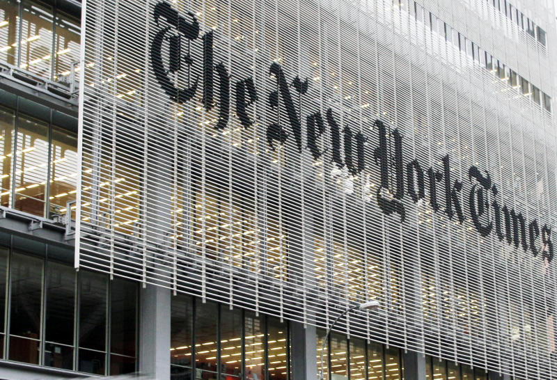NYT shares hit new 52-week high on upgrade