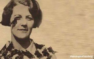 In 1920, Lucy Evelyn Cheesman became the first female curator at ZSL London Zoo - Credit: Zoological Society