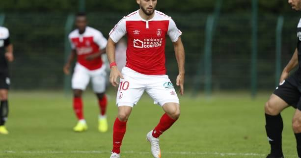 Foot - L1 - Reims offensif en 4-4-2