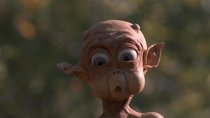 mac and me alien