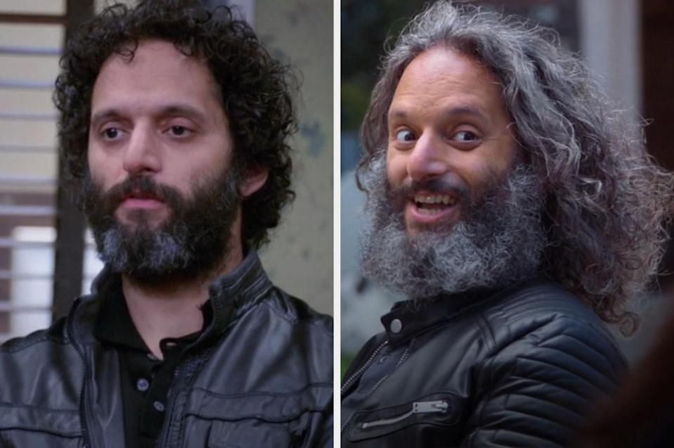 Adrian Pimento in the his and last episode