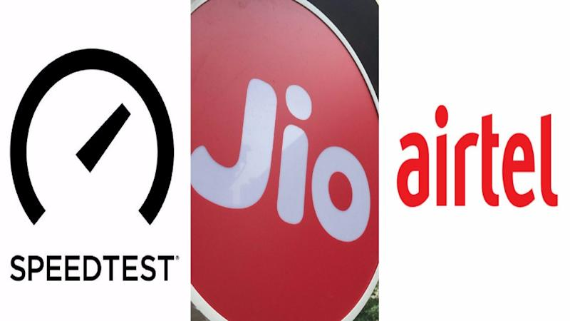 Airtel vs Reliance Jio vs Ookla: What They Said About Speed Tests