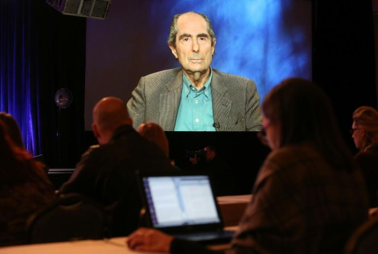 US novelist Philip Roth won most top literary honors but the coveted Nobel Literature Prize eluded him