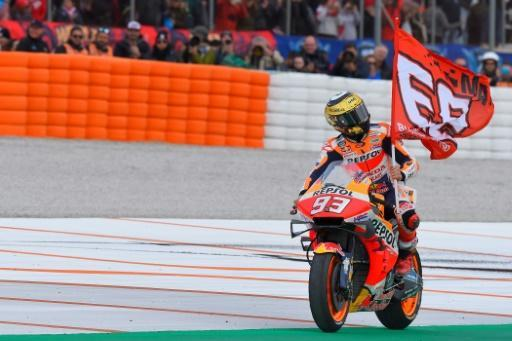 Marc Marquez finished last season with a victory in Spain, at Valencia, and starts this season's pursuit of a seventh title in his native country in Jerez