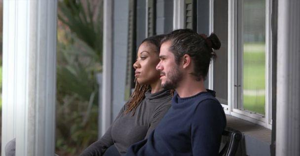 Abena and Alex Horton said they hope that by the time their son is of age to be buying homes, things will be different. (ABC News)