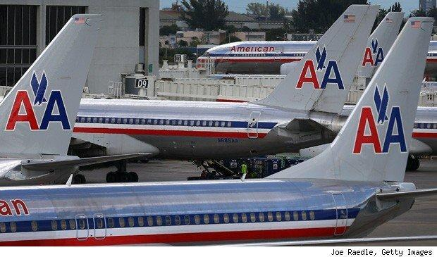 American Airlines layoffs