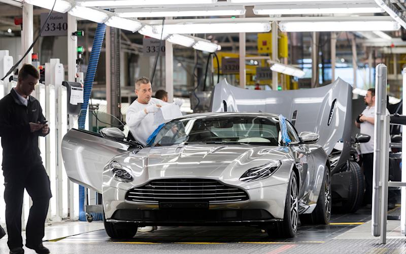 Aston Martin warned about the dangers of the UK losing the ability to certify cars itself - © Photographer Max Earey - www.maxearey.com