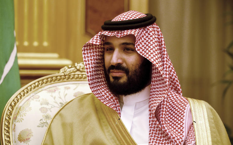 Saudi Prince Says Turkey and Iran Anchor a 'Triangle of Evil'