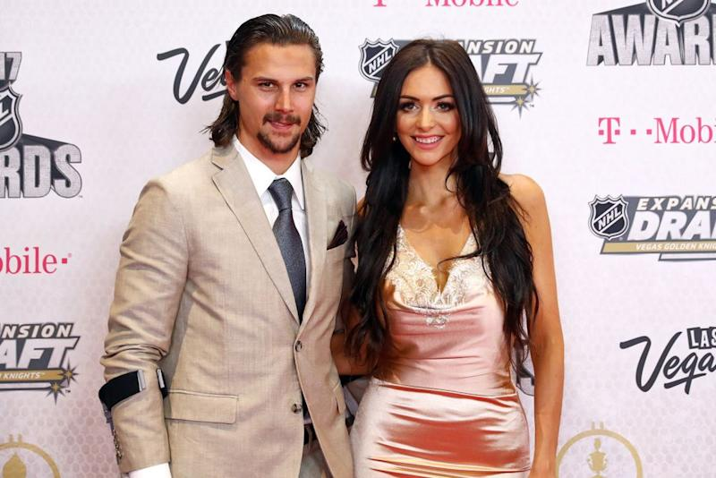 Erik and Melinda Karlsson