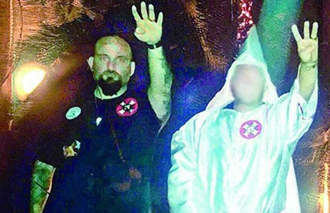 Detective Doesn't Think He Should Have Been Fired for Being Photographed at a KKK Rally