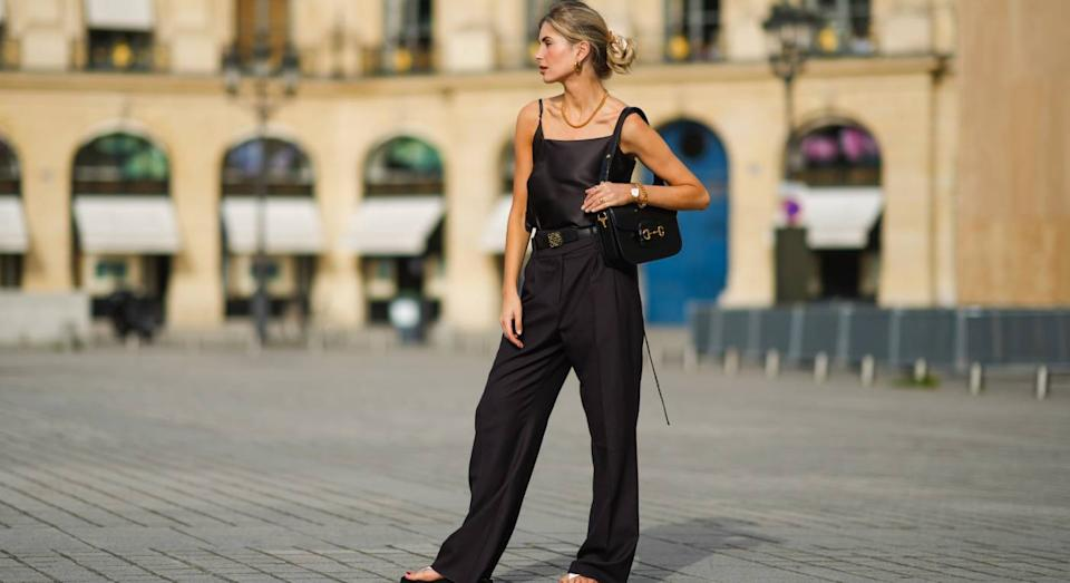 Searching for a pair of linen trousers? We've found just the ones. (Getty Images)