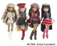 Bratz dolls are back after legal fight that isn't child's play