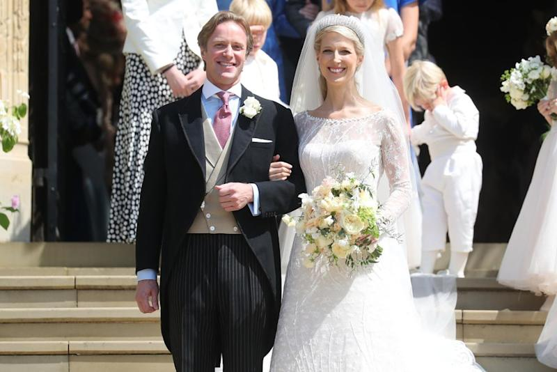 Thomas Kingston and Lady Gabriella Windsor | Chris Jackson - WPA Pool/Getty Images