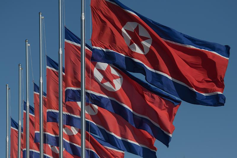 North Korea Fired a Ballistic Missile Into the Sea of Japan
