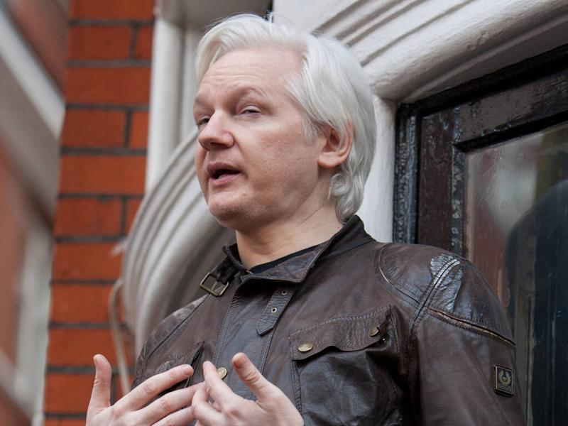 Swedish prosecutors drop Julian Assange rape investigation