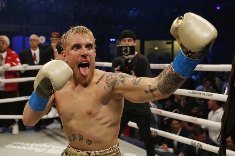 Jake Paul fighting on Mike Tyson undercard vs ex-NBA player