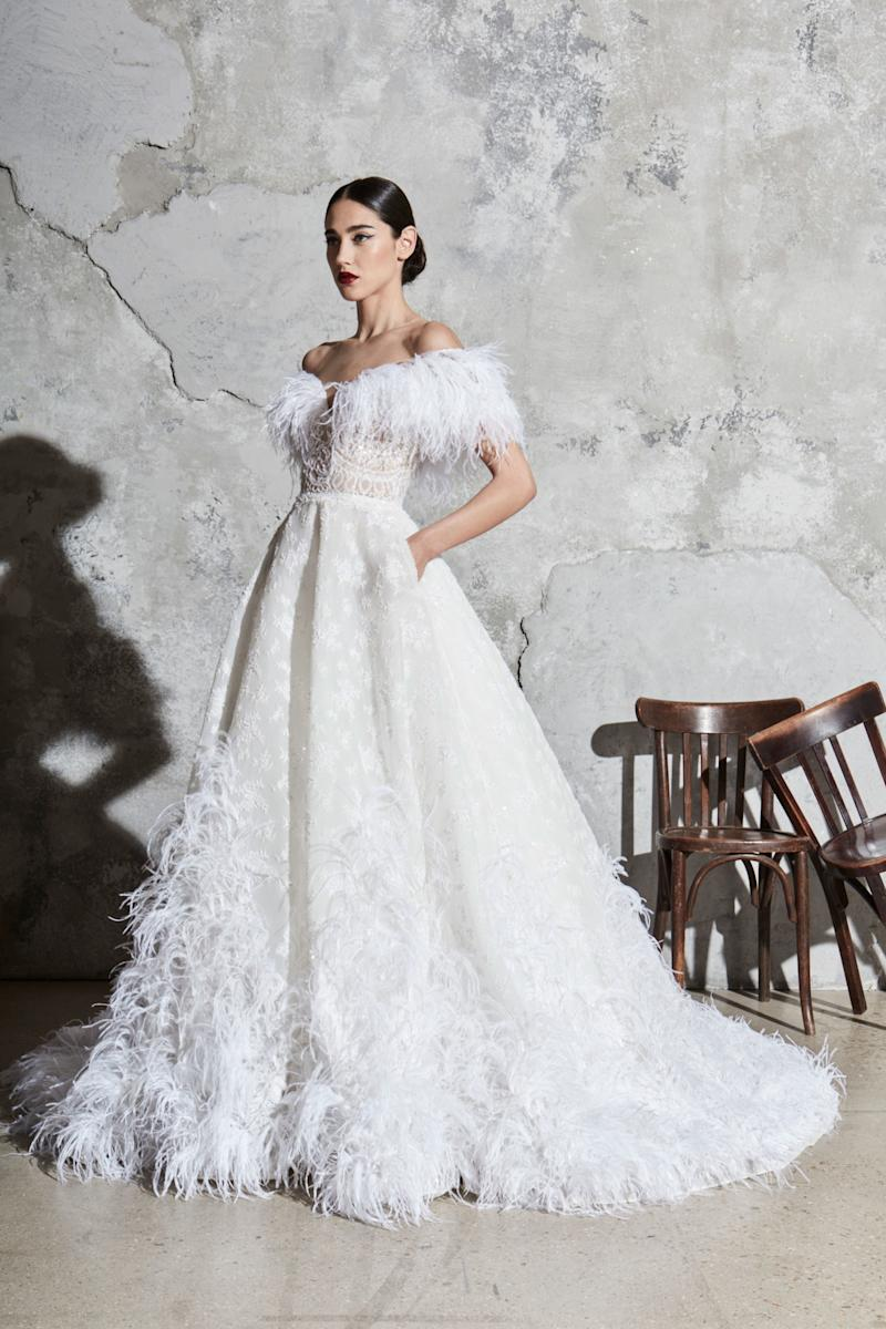 Image result for The 8 Major Trends of the Spring 2020 Bridal Season