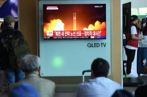 North Korea says it has developed missile technology that can deliver a nuclear weapon to the United States