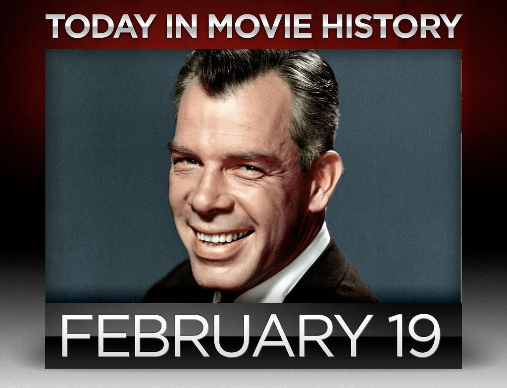 "<p><strong>1924</strong> – Gravelly-voiced actor <a href=""http://movies.yahoo.com/person/lee-marvin/"">Lee Marvin</a> was born on this day in New York City. After earning a Purple Heart in World War II, Marvin was working as a plumber's assistant at a community theatre when he was asked to step in for an ailing actor. Some twenty years later he won the Best Actor Oscar for his performance in ""Cat Ballou"" (1965). </p>"