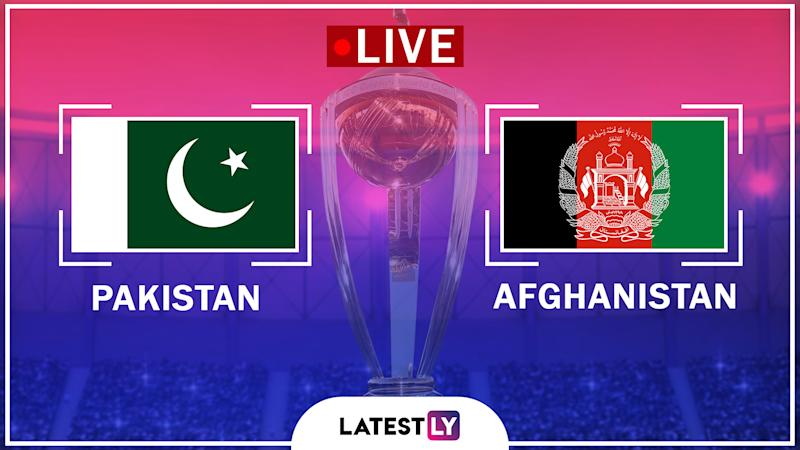 Live Cricket Streaming of Pakistan vs Afghanistan ICC World Cup 2019 Warm-up Match: Check Live Cricket Score, Watch Free Telecast of PAK vs AFG Practice Game on PTV Sports & Hotstar Online