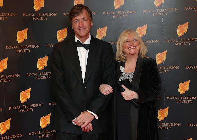Richard Madeley and Judy Finnigan (Credit: Joel Ryan/Invision/AP Images)