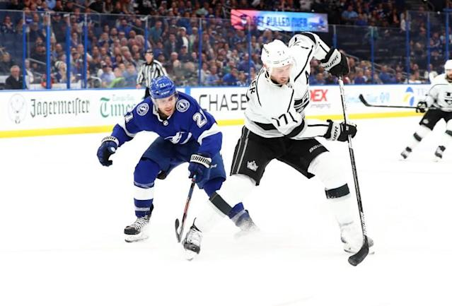 NHL: Los Angeles Kings at Tampa Bay Lightning