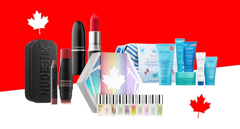 Sephora Canada Day Exclusives