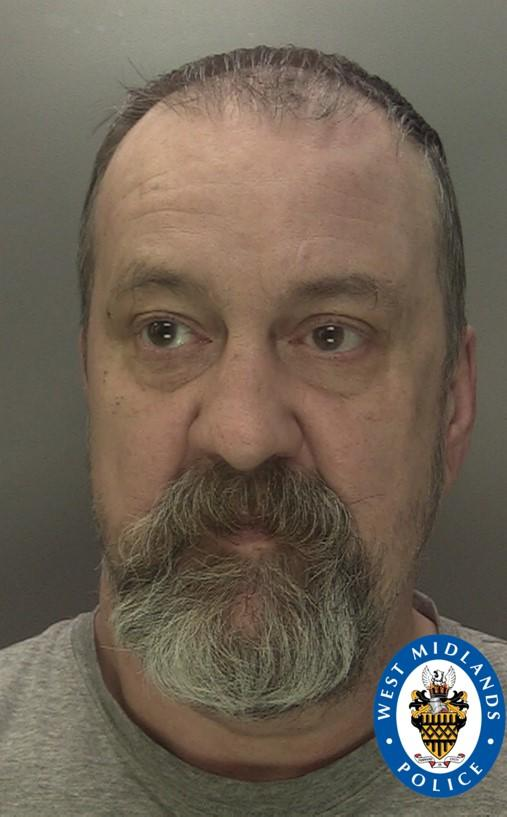 Anthony Evans (West Midlands Police/PA)