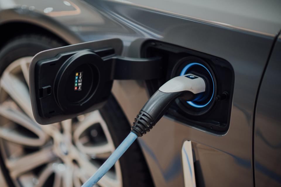 Nearly a third of UK drivers are more likely to purchase an electric car once informed of the scheme. Photo: Chuttersnap/Unsplash