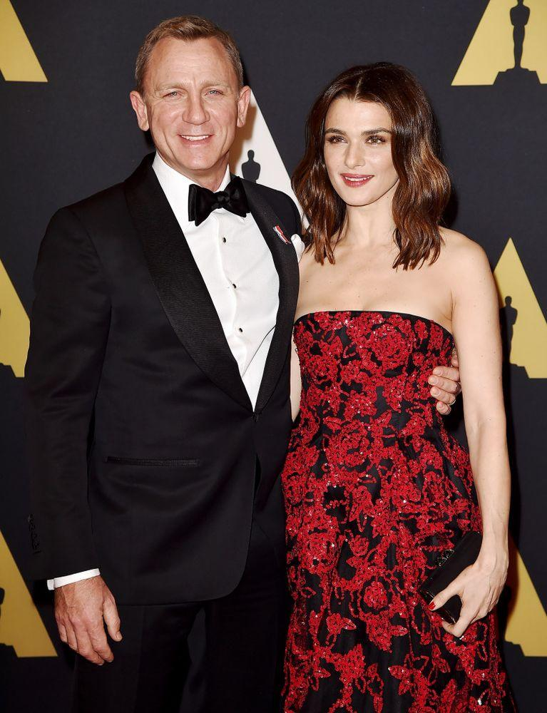 Daniel Craig and Rachel Weisz | Kevin Winter/Getty