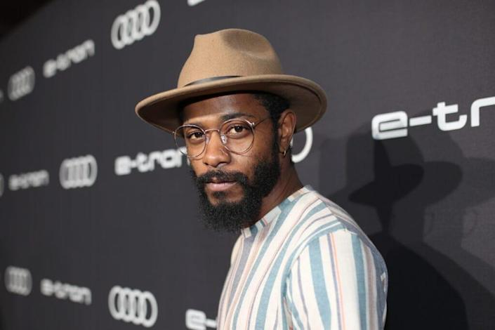 Lakeith Stanfield attends the Audi pre-Emmy celebration at Sunset Tower in Hollywood on Thursday, September 19, 2019. (Photo by Rich Polk/Getty Images for Audi)