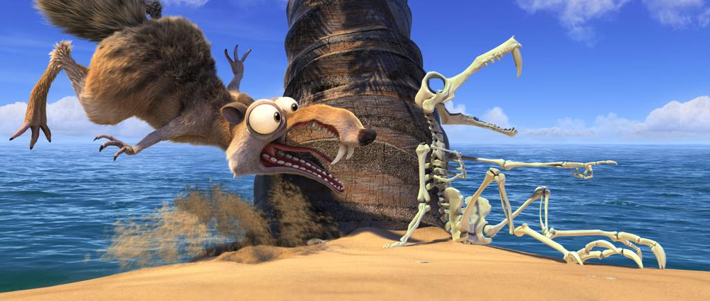 "20th Century Fox's ""Ice Age:Continental Drift"" - 2012"