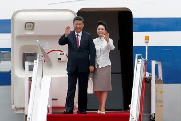 China's Xi tells Hong Kong he seeks 'far-reaching future' for its autonomy