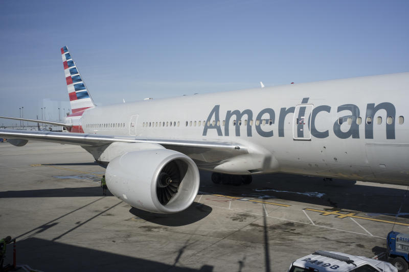 American Airlines passengers hospitalized after flight to Boston