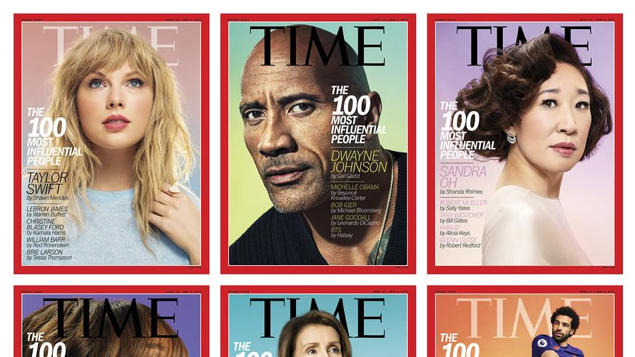 The Times 100 profiles celebrating LeBron James, Mark Zuckerberg, AOC, Michelle Obama and more were penned by other notables.