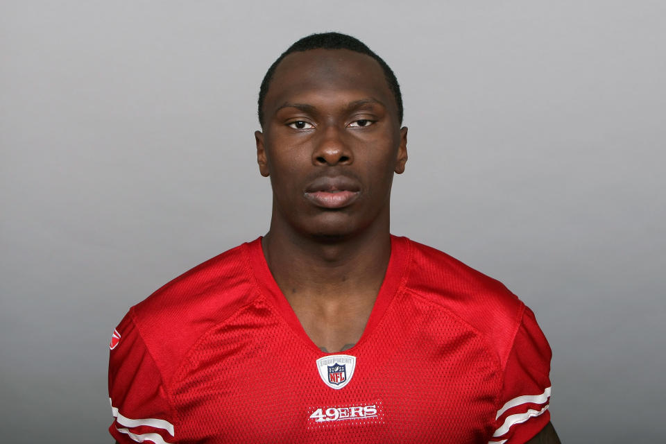 Former NFL player Phillip Adams reportedly shot and killed five people before killing himself on Thursday. (Photo by NFL via Getty Images)