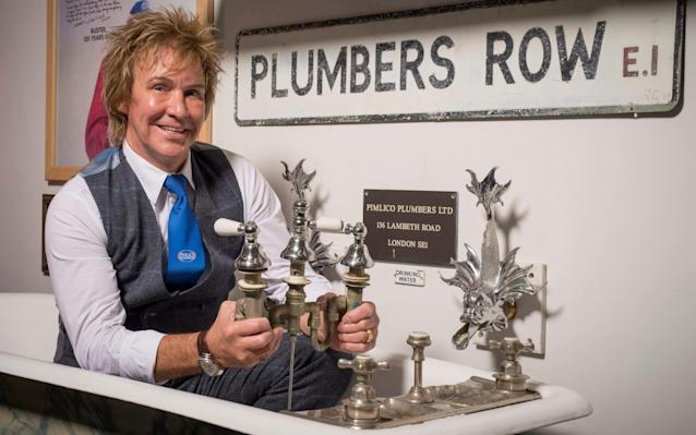 "Plumbing entrepreneur Charlie Mullins plans to run for London Mayor, saying the city is being ""disgracefully"" neglected by both the incumbent in the job and the Government. Mr Mullins, a leading Brexiteer, said his decision to contest the 2020 vote was not only about Britain leaving the EU, but that politics needs a ""dose of common sense"". He called London an ""economic powerhouse"" that generated billions for the national economy, yet the views of its inhabitants and businesses were not being given a say that matched their financial contribution. ""People underestimate the value of London and its financial contribution - it's not just the City but the businesses all over London,"" the multi-millionaire added. Mr Mullins built up his Pimlico Plumbers business from a one-man band more than 40 years ago into a £40m-a-year operation with 400 staff. Mr Mullins has built up Pimlico Plumbers into a £400m a year business Credit: PA He said he wanted to give the capital's companies a voice and that his business success gave him the credentials to do so. A key business policy would be encouraging people into skilled work, partly through free travel for people on apprenticeships. ""Getting people into skilled work would cut crime and get people off the streets,"" said Mr Mullins, who added that he wanted to make London the ""skills capital of the world"". ""Free travel would get people to do apprenticeships because travel is a big cost when you are not earning much."" Other policies would include protecting ""the London icon that is the black cab"" from challengers such as Uber. ""I'm not against Uber, I just want to see them regulated. London's cabbies are getting slaughtered at the moment and it's not a level playing field,"" Mr Mullins said. Mr Mullins says he wants to protect London's black cab industry Credit: Getty The 65-year-old said he would run a ""common sense campaign because the trouble is it's not that common"", and he denied his announcement was a publicity stunt. ""I've said I'll stand two years before to get the people around me I need,"" he said. ""My business is doing well and I can take time off from it. I'm a Londoner, I was born here, live here and work here and we need a big personality to represent my home."" Running against ""professional"" politicians holds no fears for the entrepreneur: ""I'm not afraid to say I don't know but the trouble with politicians is you can't even get them to answer a question,"" he said. Current mayor Sadiq Khan was singled out for criticism by Mr Mullins. ""I'm not against the guy but he sits on the fence: London's mayor is supposed to be a cheerleader for the city and Sadiq Khan is not the right man for the job,"" he said. ""He's a mild-mannered solicitor by trade and doesn't have the personality. ""London needs a larger-than-life character as mayor like Boris Johnson was. I may not have agreed with him but he made things happen. Even Ken Livingstone, I don't agree with him but at least you knew he was around."" Mr Mullins dismissed any comparisons between his mayoral run and the presidential campaign of Donald Trump, who leveraged his business career into winning the US election. ""We're nothing alike - from how he operates he's got no common sense that I can see,"" said Mr Mullins. ""The only similarity is that we both have long hair."""