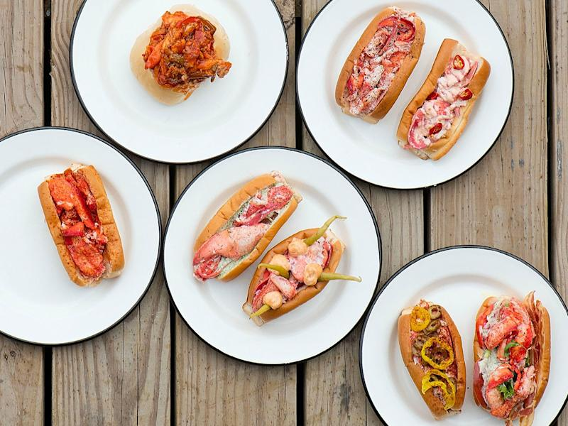 Luke's Lobster Teams Up with José Andrés and More Chefs to Create Limited-Edition Lobster Rolls