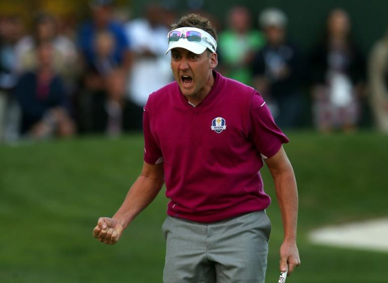 "Ian Poulter played superbly for Europe in the 2012 ""Miracle of Medinah"""