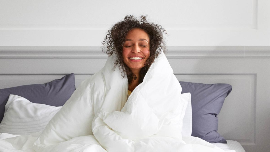 The best comforters for when it's hot, but you still need to be covered