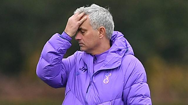 Though it was suggested that his unusual living situation contributed to his unhappiness at Old Trafford, the new Tottenham boss strongly disagrees.