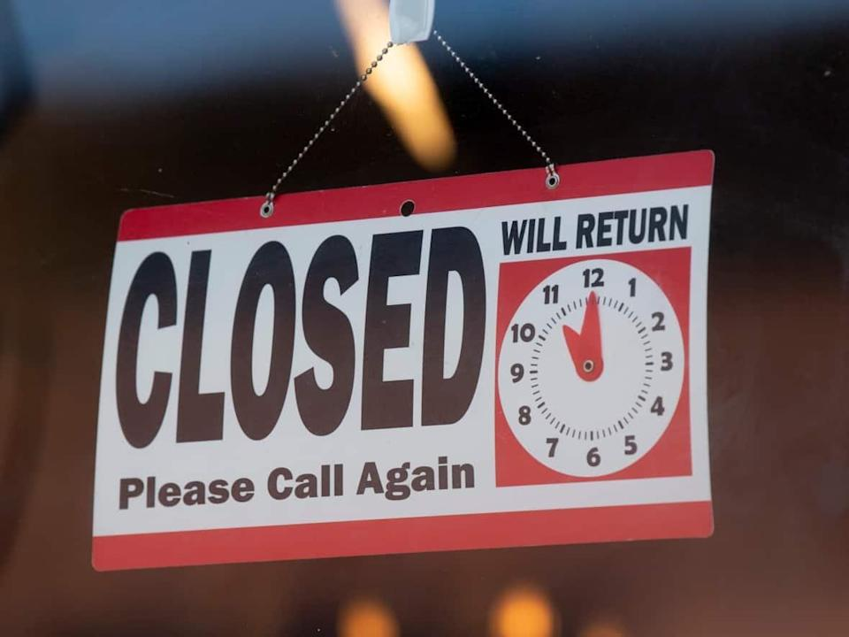 Both Windsor malls are closed on Thanksgiving. (Adrian Wyld/Canadian Press - image credit)