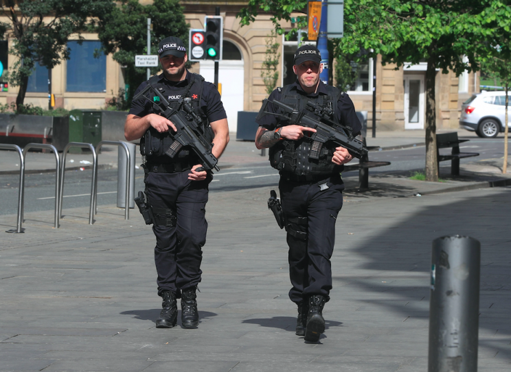 Authorities are trying to build a picture of the attacker's movements (PA)