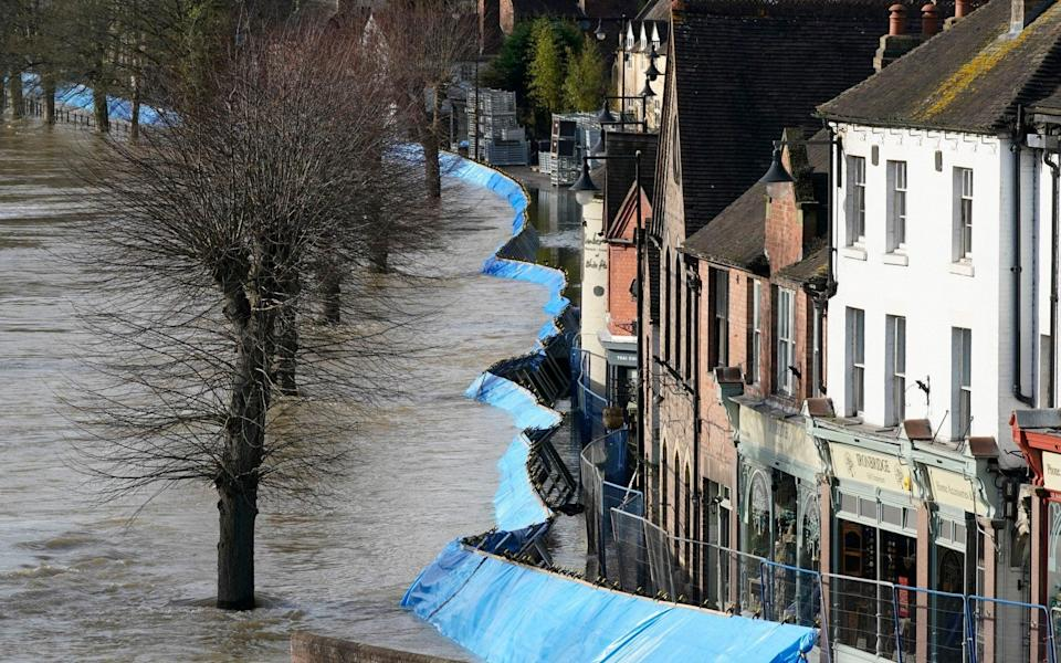 Flooding - Christopher Furlong/Getty Images