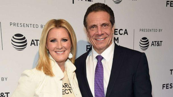 PHOTO: Sandra Lee and New York Governor Andrew Cuomo attend the HBO Documentary Film 'RX: Early Detection A Cancer Journey With Sandra Lee' during The Tribeca Film Festival, April 26, 2018, in New York City. (Kevin Mazur/Getty Images, FILE)