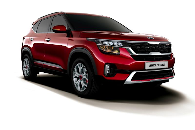 Kia Motors Commences Mass Production of Seltos SUV in India