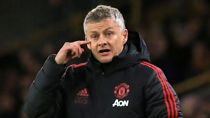 Solskjaer admits Manchester United rebuild will take years