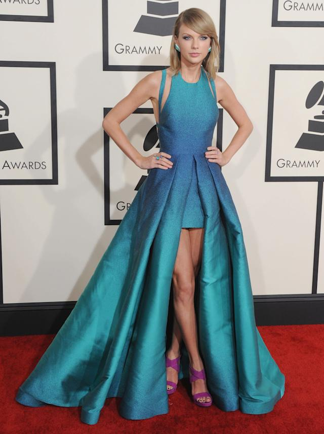 At the 57th Grammy Awards on Feb. 8, 2015, in Los Angeles.
