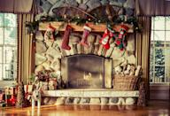 """<p>When the weather outside is frightful, stockings are hung with care, and you've got your <a href=""""https://www.oprahmag.com/style/g34362491/christmas-pajamas-for-women/"""" rel=""""nofollow noopener"""" target=""""_blank"""" data-ylk=""""slk:comfiest pajamas"""" class=""""link rapid-noclick-resp"""">comfiest pajamas</a> on, there's nothing quite as relaxing as curling up in front of a roaring fire. No fireplace? Consider one of these <a href=""""https://www.oprahmag.com/life/g34014987/best-fire-pits/"""" rel=""""nofollow noopener"""" target=""""_blank"""" data-ylk=""""slk:backyard fire pits"""" class=""""link rapid-noclick-resp"""">backyard fire pits</a> or cozy up to a bunch of <a href=""""https://www.oprahmag.com/life/g29478226/best-christmas-candles/"""" rel=""""nofollow noopener"""" target=""""_blank"""" data-ylk=""""slk:Christmas scented candles"""" class=""""link rapid-noclick-resp"""">Christmas scented candles</a>.</p>"""